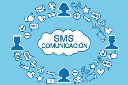 SMS Comunicación Hand To Hand